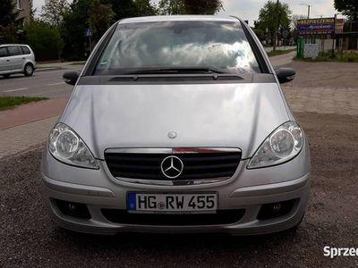 używany Mercedes A170 1.7 Benzyna / Super stan / Serwisowany