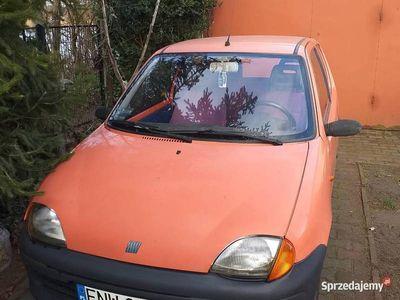 używany Fiat Seicento Young 1999 - przegląd do maja 2020