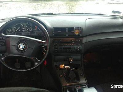 używany BMW 320 e46 d zamiana