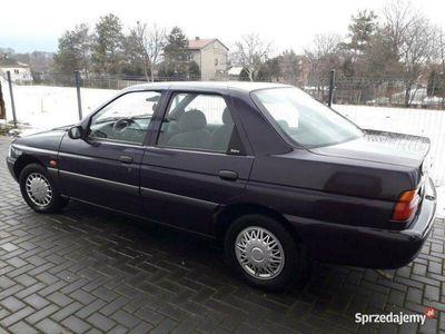 używany Ford Escort Bolero przebieg 51 000 km 1998r.