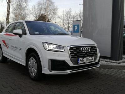 używany Audi Q2 2.0 TDI 150KM,Quattro,S-tronic,Virtual Cocpit,Navi,Led, FV 23%