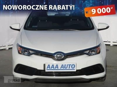 używany Toyota Auris II Salon Polska, 1. Właściciel, Serwis ASO, VAT 23%, Klima,