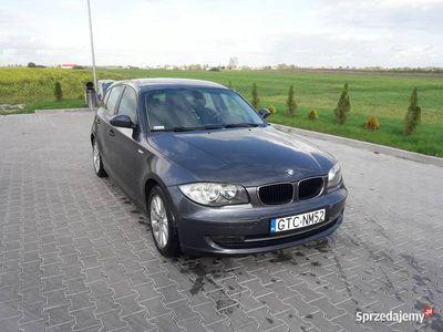 używany BMW 118 D 143KM 2008R