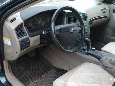 używany Volvo S60 2.4D 2003 r.