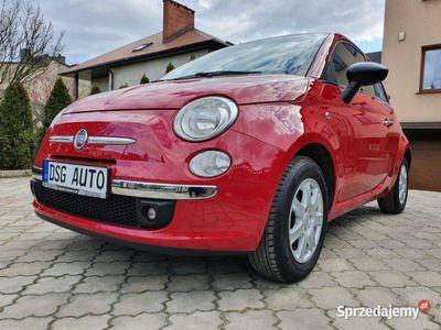 używany Fiat 500  full serwis, 1,2 benzyna