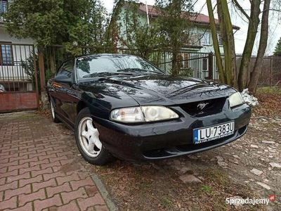 używany Ford Mustang