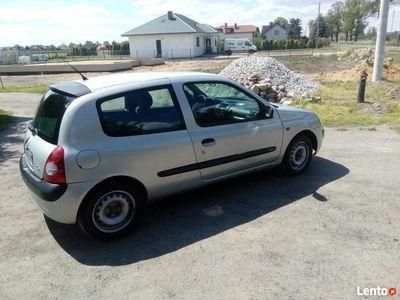używany Renault Clio II benzyna