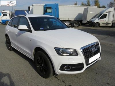 gebraucht Audi Q5 Q5 2dm3 211KM 2009r. 208 400km2,0 TSI 211KM 4x4, Benzyna, FV 23%, Gwarancja!!