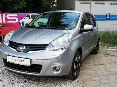 usata Nissan Note 1.5dm 90KM 2013r. 30 000km