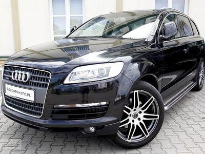 używany Audi Q7 I BiXenon/Skóry/Quattro/Bezwyp/Serwisowany/Zarejestr/GWARANCJA/