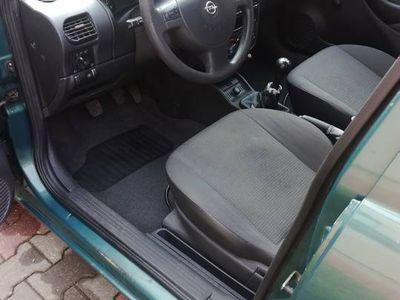 używany Opel Corsa C 1.0 benzyna wspomaganie