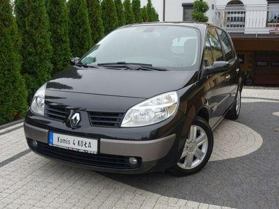 używany Renault Scénic II 1.6dm 113KM 2005r. 225 000km