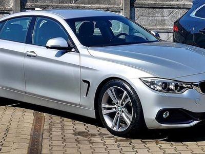 używany BMW 420 SERIA 4 I (F32) dA Sport Line F1 DVD Navi PRO fotele Sport 18''
