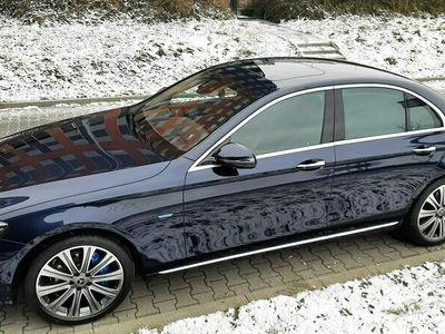używany Mercedes E350 2dm 214KM 2017r. 79 900km