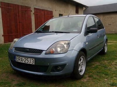 używany Ford Fiesta 1.4 TDCI 2007 R