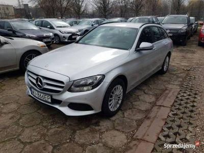 używany Mercedes C180 W205 (2014-)