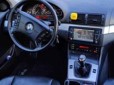 używany BMW 320 E46 kombi d 163km żwawe ekonomiczne auto skóry navi
