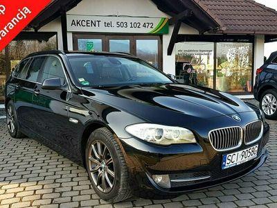 używany BMW 520 pełny serwis, roczna gwarancja GetHelp w cenie! F10 (2009-2017)