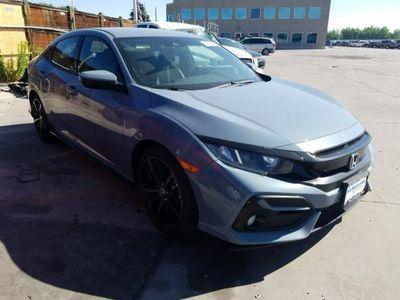 używany Honda Civic Sport 1.5 benz. 180KM autom. 2020