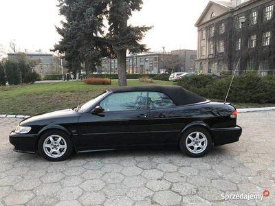 używany Saab 9-3 Cabriolet 9 3 ze Szwajcarii! 2.0 benzyna 154 KM,