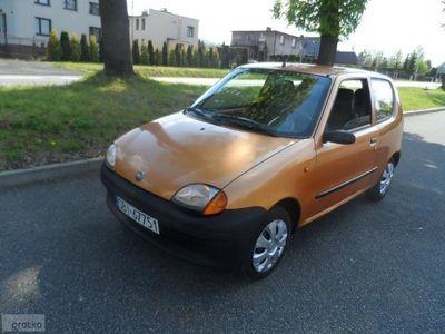 używany Fiat Seicento *1,1 54 KM- LPG/GAZ * 188 tys. km* El.szyby*