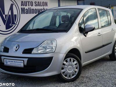 używany Renault Modus 1.2dm 75KM 2010r. 37 000km