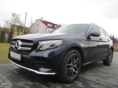używany Mercedes 220 Klasa GLC4Matic Salon Polska, F-VAT, rejestracja 2018, Łódź