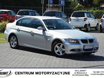 używany BMW 318 SERIA 3 318 Serie 3 - 2007r - benzyna 2.0 i - Klimatyzacja AC - Zarejestr