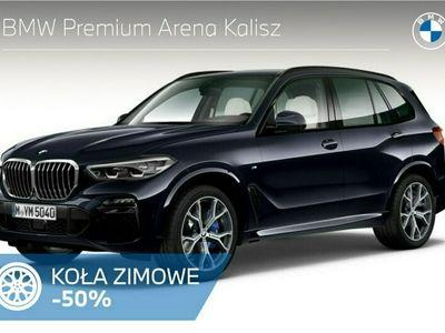 używany BMW X5 3dm 286KM 2020r. 5km