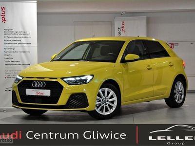 używany Audi A1 I (8X) 1.0TFSI S-Tronic 116KM, reflektory LED,lane assist