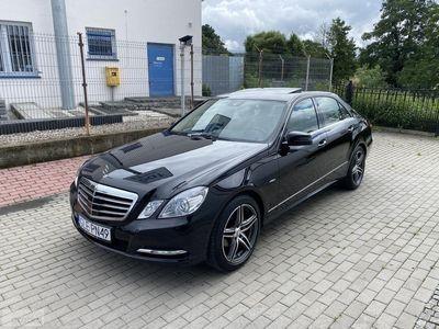 używany Mercedes E220 Klasa E W212CDI BlueEff. Avantgarde