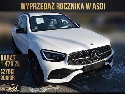 używany Mercedes 220 Klasa GLC AMG 2.04MATIC (194KM) | AMG + Night + Premium | Wyprzedaż 2019, Chorzów