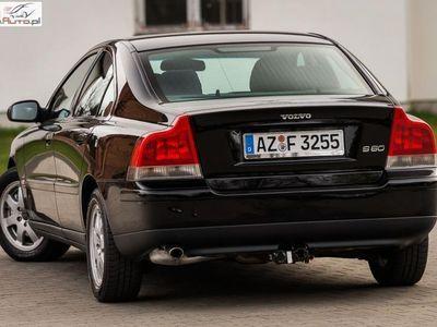 używany Volvo S60 2.4dm3 140KM 2003r. 210 000km 2.4i 20V 140KM ! Serwisowany ! Super stan !