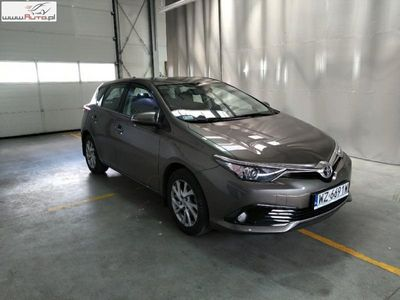 used Toyota Auris Auris 1.6dm3 132KM 2018r. 12 676km Auris Hatchback1.6 Premium