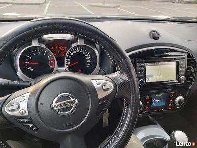 używany Nissan Juke dobrze wyposazony