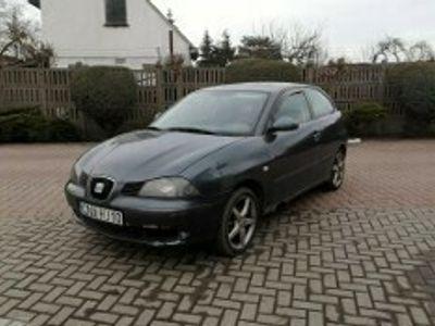 używany Seat Ibiza IV 1,9 TDI 2005r Sprawny! Do poprawek!
