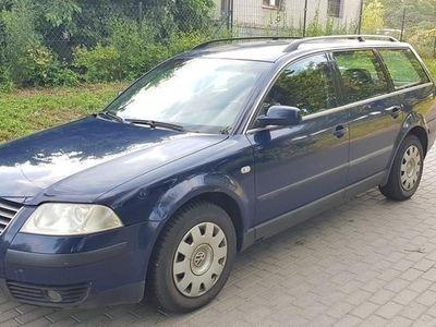 used VW Passat B5 1.9 TDI 2002r Navi Grzane fotele