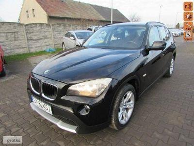 używany BMW X1 I (E84) Sport Klimatyzacja Książka Serwisowa