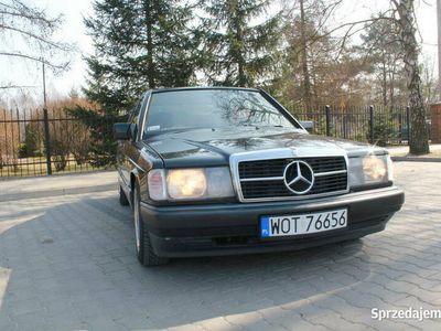 używany Mercedes 190 W201 3.0 m103 efi KLASYK