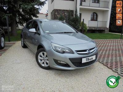 używany Opel Astra 1.6CDTI 110KM Parktronic Salon BEZWYPADKOWY Serwisowany F Vat23%