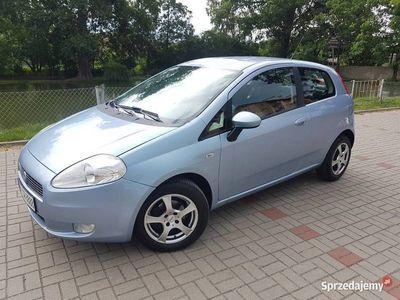 używany Fiat Grande Punto 1.4dm 77KM 2007r. 143 000km