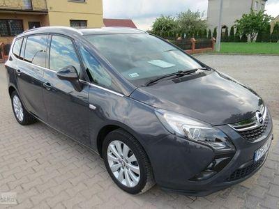 używany Opel Zafira 1.6dm3 136KM 2015r. 116 600km 1.6 CDTi 136 KM 7-Osobowy Gwarancja
