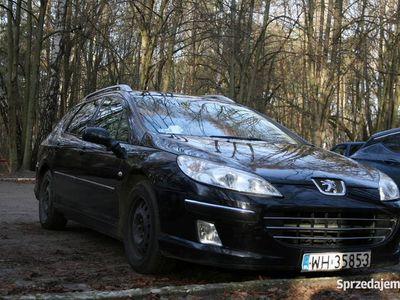 używany Peugeot 407 SW Kombi