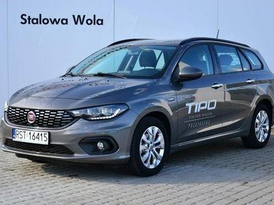 "używany Fiat Tipo Lounge SW Kombi 1.4 95 KM LPG Bixenon Uconnect 7"" Klimatronik Tempomat"
