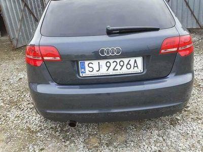 używany Audi A3 Sportback 8P 2010 r. 1.6 TDI - cały oryginał !