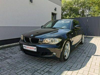 używany BMW 120 2.0 Diesel 177KM # 2x M-Pakiet # Xenon # Tempomat # Gwarancja