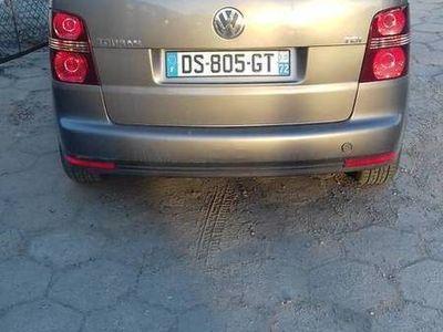 używany VW Touran 1.9tdi 105km auto gotowe do jazdy