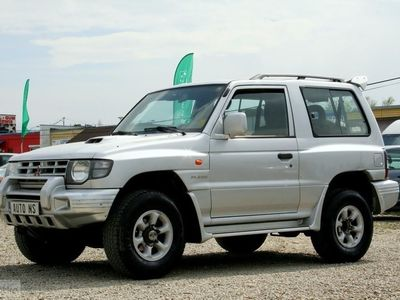 used Mitsubishi Pajero II II Clasic 4x4 Blokady Klimatyzacja Bez Rdzy