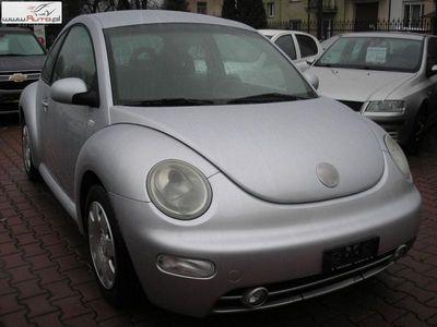 używany VW Beetle New1.8T.Sprowadzony,po opłatach 1.8 1.8 Turbo! Bardzo ładny! ręczna klima.