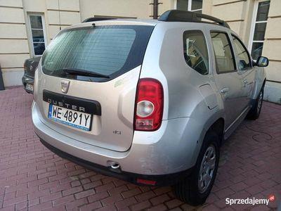 używany Dacia Duster 4x4 2011